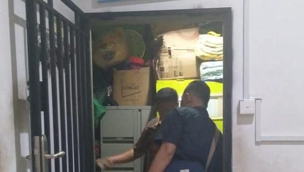 Penampakan Sel Tahanan di SMK Batam yang Dipersoalkan KPAI