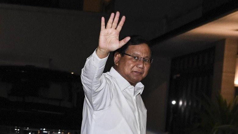 Prabowo Bicara Pertempuran Terakhir, Hanura Sindir Mimpi Jadi Presiden