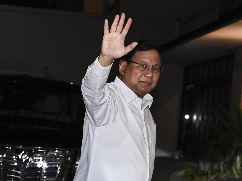 Dokter Temui Prabowo Bahas Layanan Kesehatan Akibat Defisit BPJS