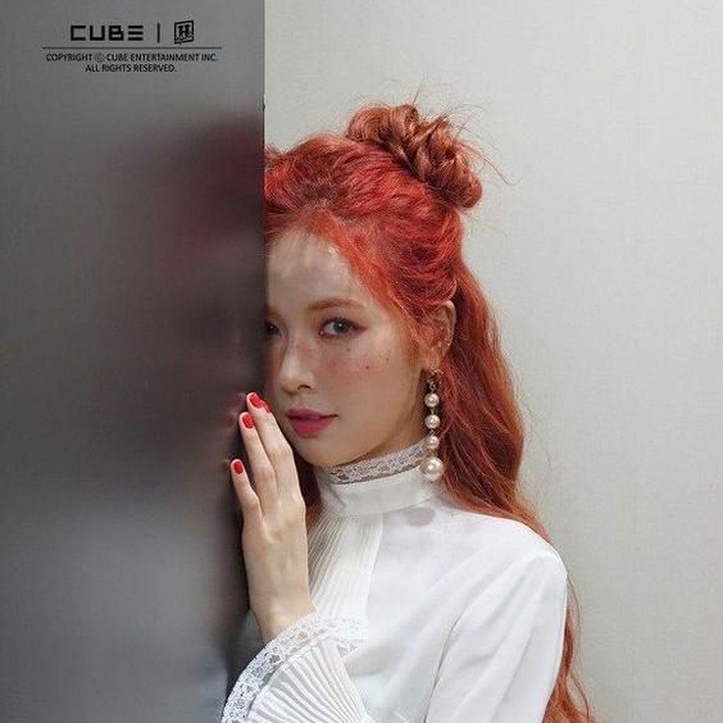 Cube Entertainment Konfirmasi HyunA Hengkang dari Manajemen