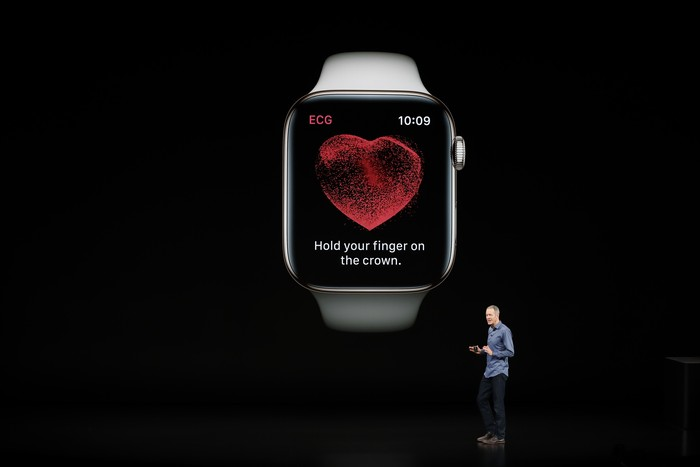 Apple Watch 4. Foto: Reuters