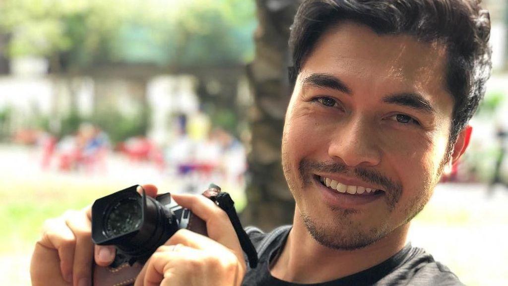 Baper! Mesranya Nick Young Crazy Rich Asian dan Istri di Dunia Nyata