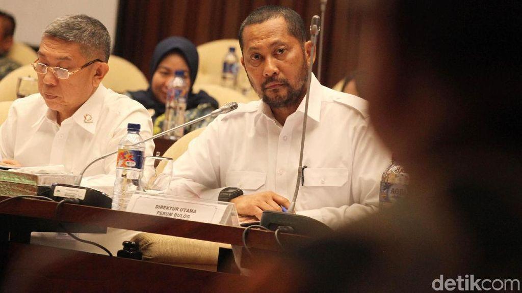 Buwas Rapat Bareng DPR, Bahas Stok Beras Hingga Rastra