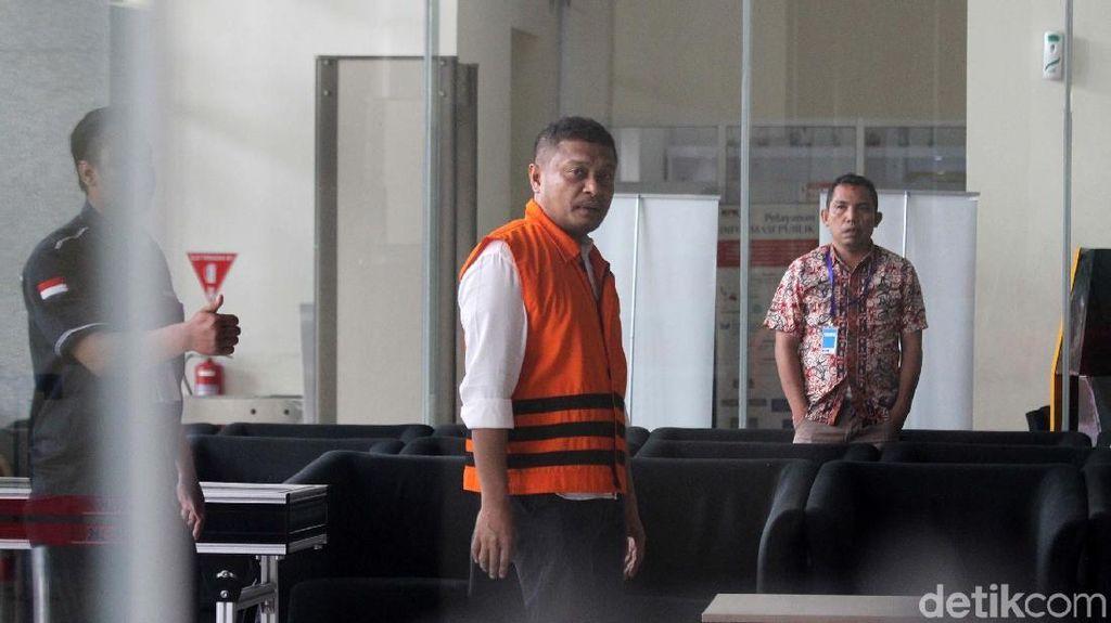 Kena OTT KPK, Bupati Busel Sultra Divonis 8 Tahun Penjara