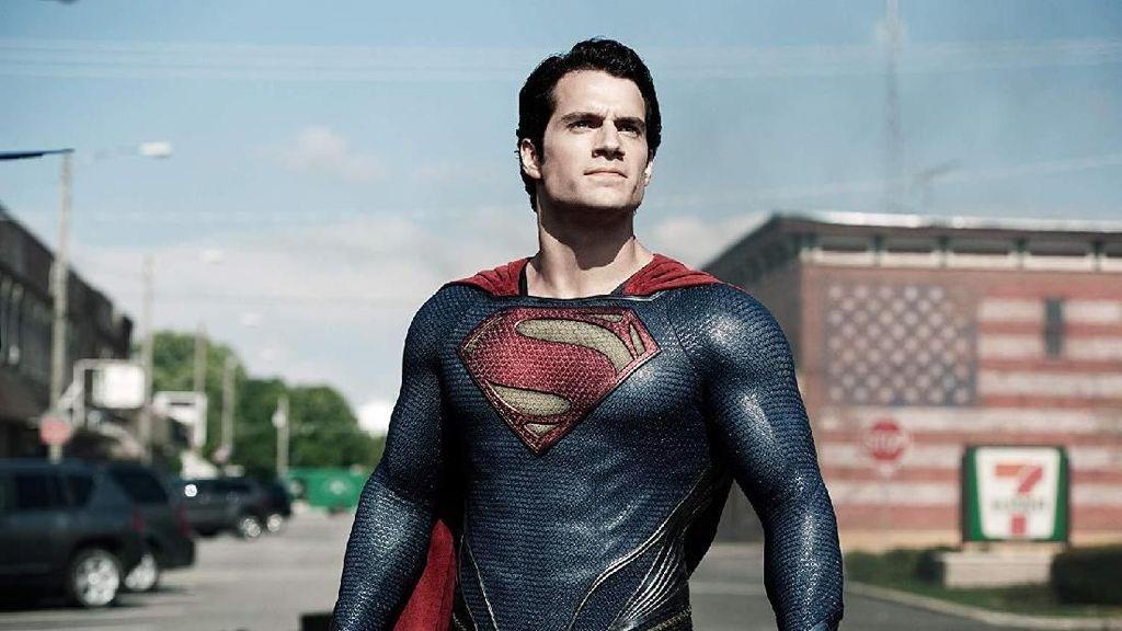 Ramai Superman Wafer, Intip Dulu Gaya Hidup Sehat Henry Cavill Superman