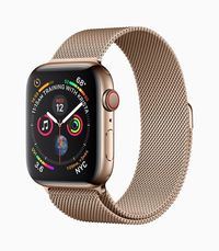 Apple Watch Series 4 Umbar Desain Menawan