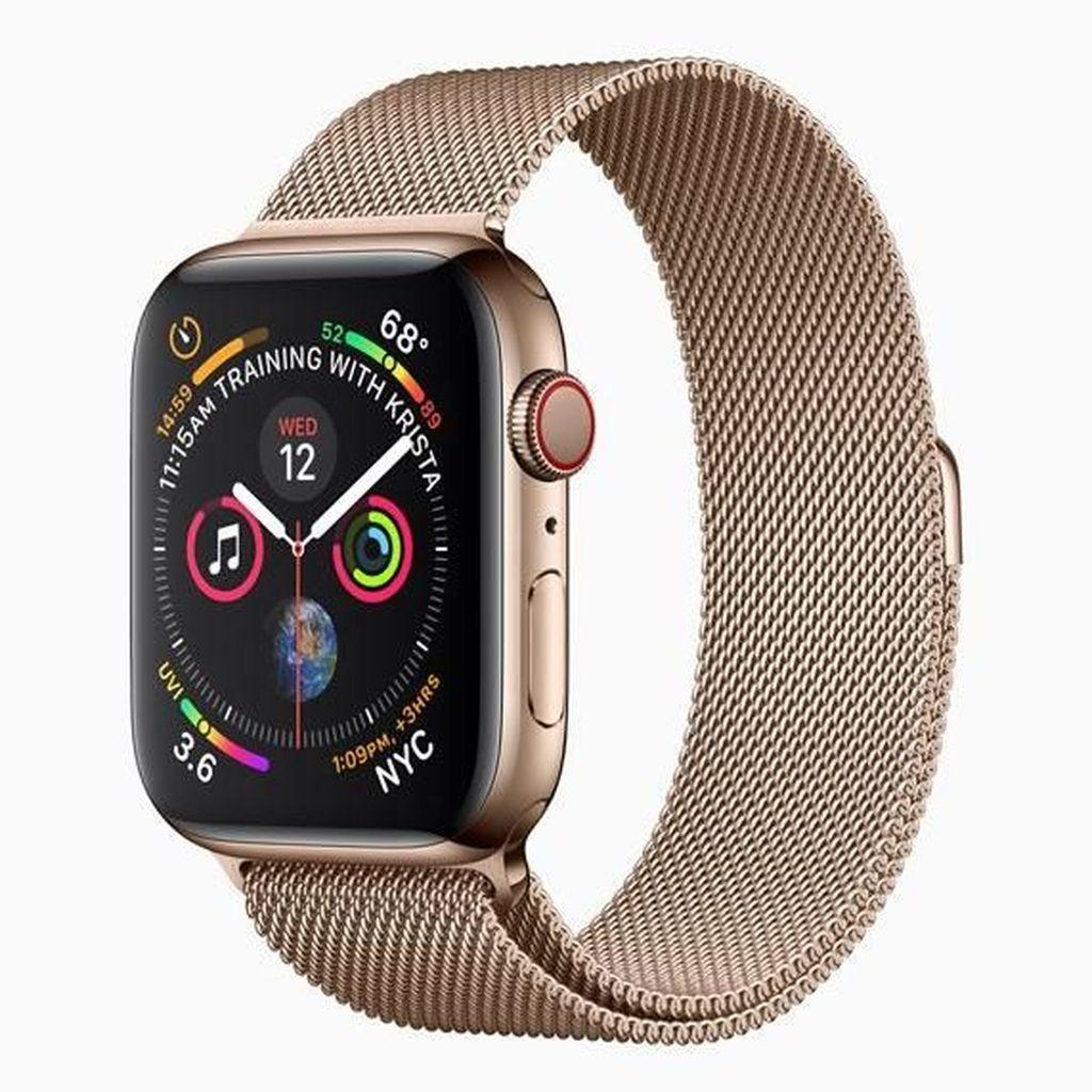 Yang Baru dari Apple Watch: Layar Lebar dan Sensor Giroskop