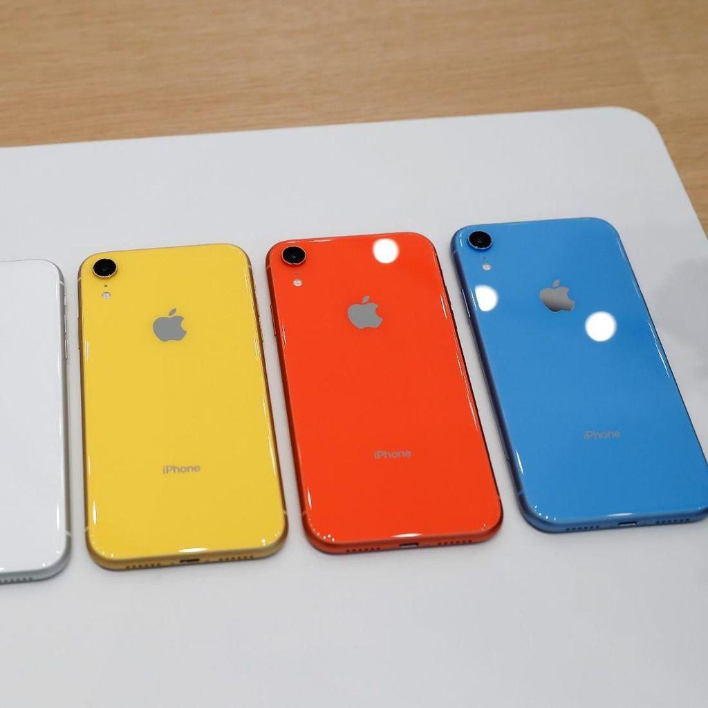 iPhone XR Sudah Kantongi Restu Kominfo