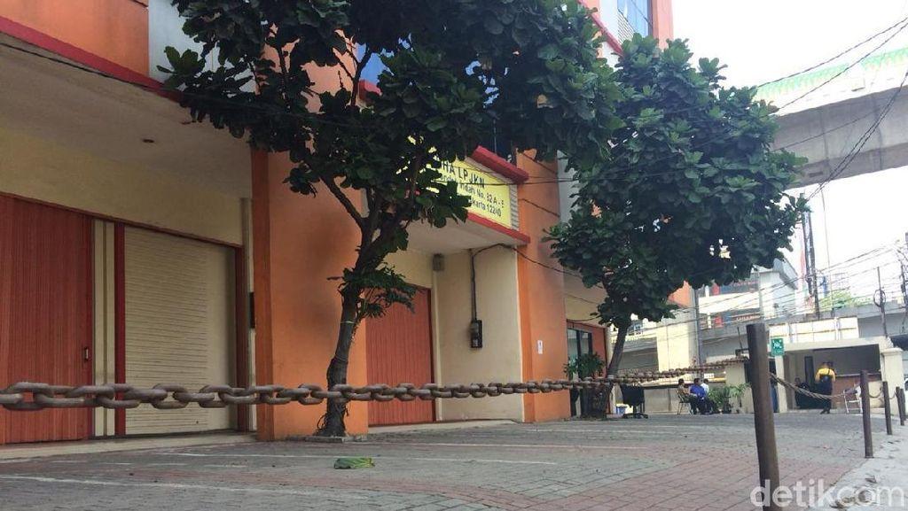 Kantor Ditutup, LPJKN Pindah Sementara ke Kementerian PUPR