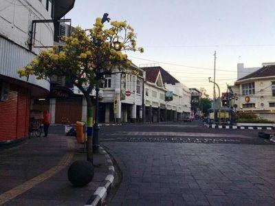 Jalan Braga: Bandu   ng Tempo Dulu