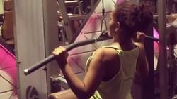 Ellen Aragay asal Papua Barat sedang berjuang mewakili Indonesia di ajang kecantikan internasional. Punya tubuh yang body goals abis, ini olahraganya.