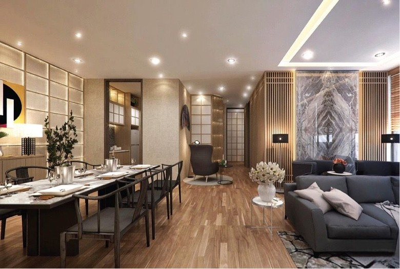 Japanese Private Residence at Alam Sutera (Ready 2019)