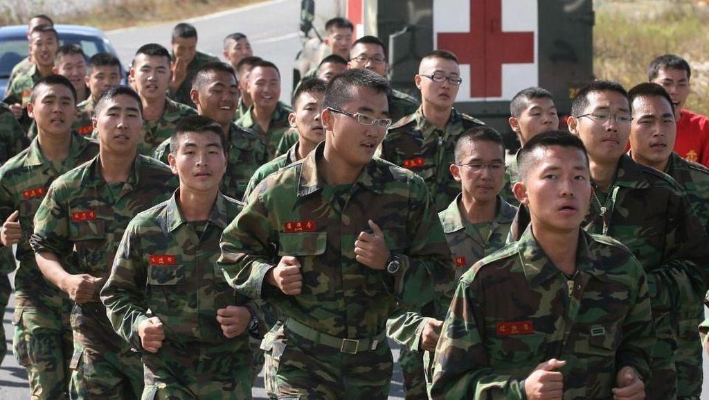 Siswa di Korea Selatan Sengaja Makan Banyak Untuk Hindari  Wajib Militer