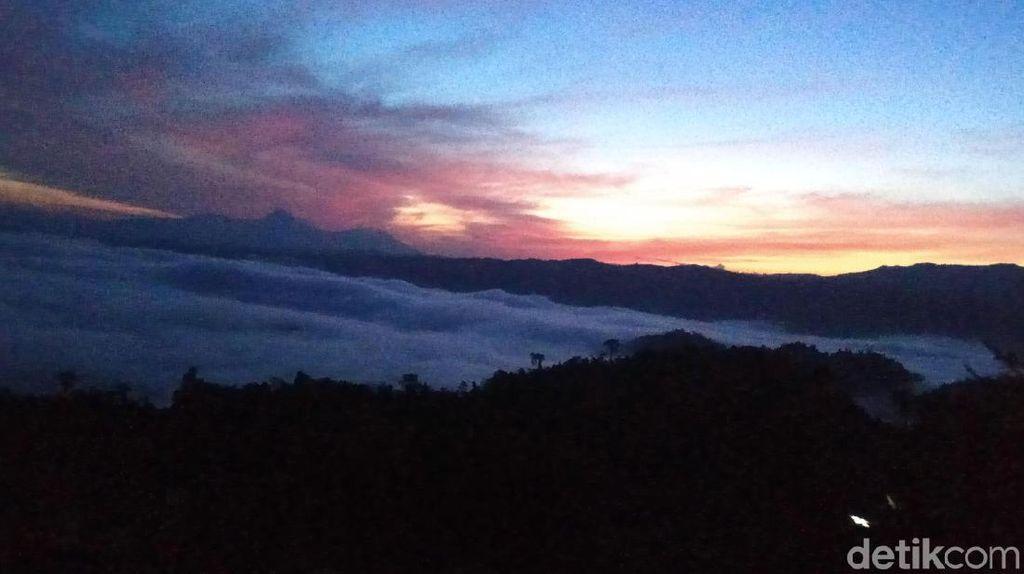 Pendaki Gunung Dempo Sumsel di Malam Tahun Baru Dikabarkan Hilang