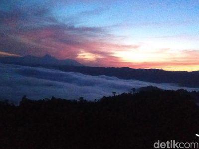 Foto: Negeri Awan di Minahasa Selatan