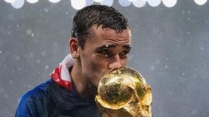 Griezmann Kini Mengharap Ballon dOr