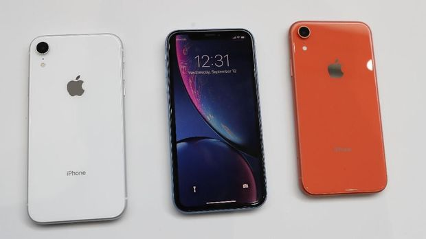 Apple Banderol iPhone Teranyar Mulai dari Rp11 Jutaan
