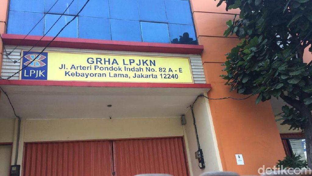 Pindah Sementara ke PUPR, Layanan LPJKN Tetap Jalan