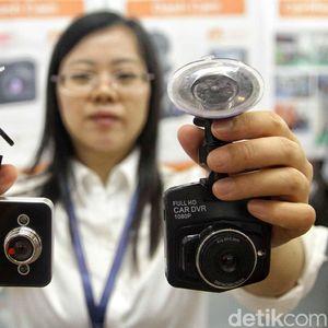 Teknologi China Unjuk Gigi dalam Pameran di Jakarta