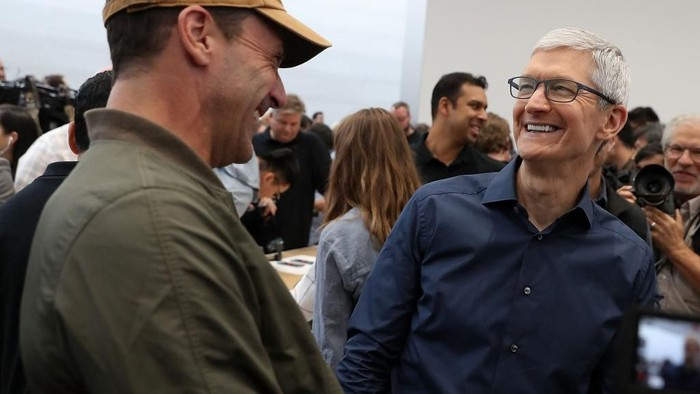 CEO Apple Tim Cook (Foto: Getty Images)