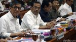 Komisi III DPR Raker dengan Kejagung dan Kemenkum HAM