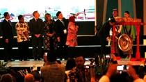 Pukul Gong, Menteri ESDM Buka UCLG Aspac