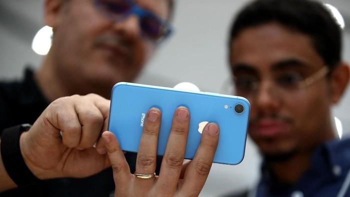 Ada algoritma di balik bokeh iPhone XR. (Foto: Getty Images)