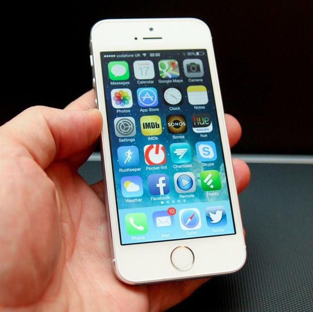 Apple Kirim Update iOS 12.4.4 ke iPhone Jadul