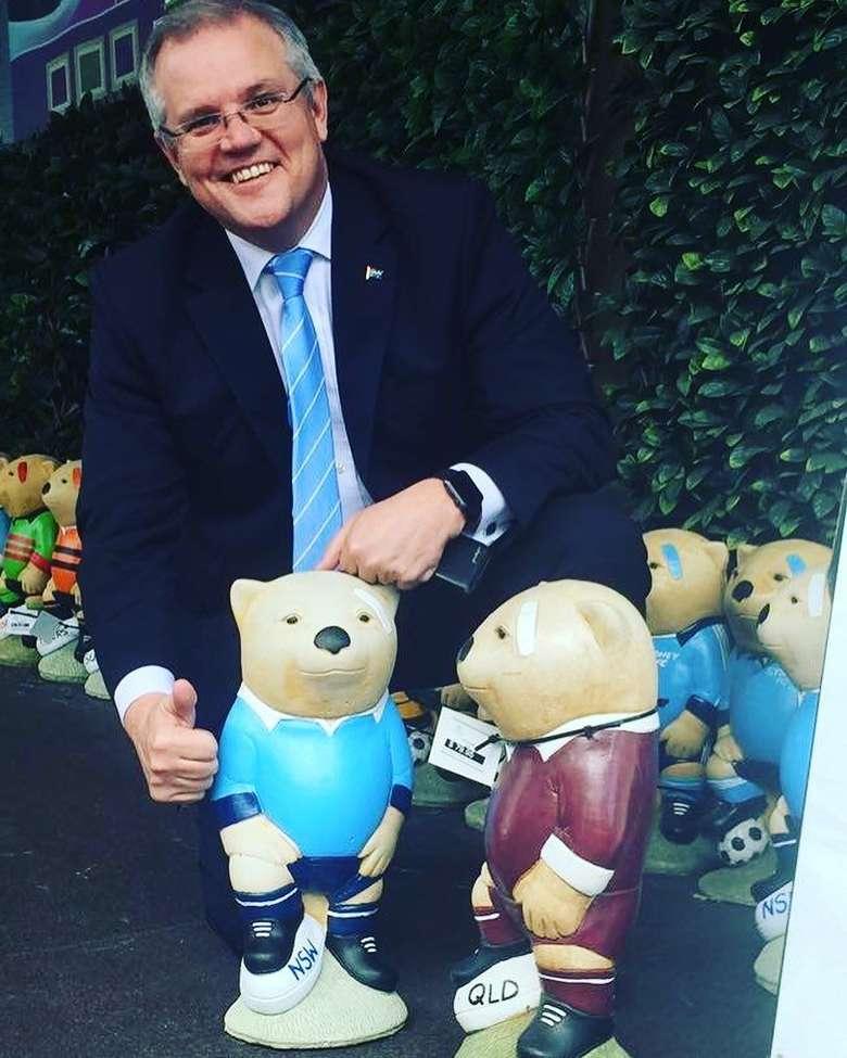 Scott Morrison adalah pria berdarah Australia yang lahir di Sydney, 13 Mei 1968. Politisi ini dikenal sebagai sosok yang ramah dan senang berbaur dengan masyarakat. Foto: Istimewa