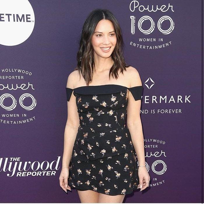 Selain perannya dalam film The Predator, Olivia juga terkenal karena memainkan tokoh Psylocke dalam film X-Men Apocalypse (Foto: Instagram/oliviamunn)