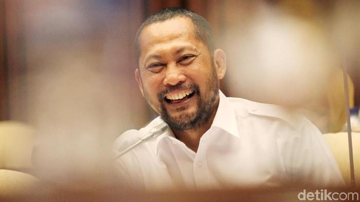 Budi Waseso alias Buwas (Lamhot Aritonang/detikcom)