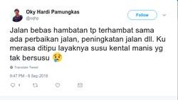 Polemik Susu Kental Manis (SKM) seperti tidak ada habisnya. Tapi di balik hal tersebut warganet selalu temukan cara untuk rileks menghadapinya dengan canda.