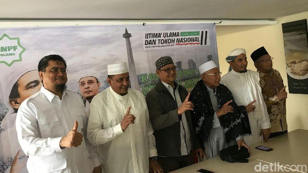 Habib Rizieq Belum Dipastikan Hadiri Ijtimak Ulama II