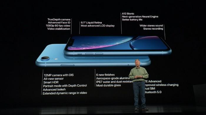 Rilis iPhone baru (Foto: Screenshot)