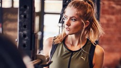 Disebut menjadi atlet terseksi di dunia, begini lho tampilan perut rata nan kencangnya pelari Jerman, Alica Schmidt.