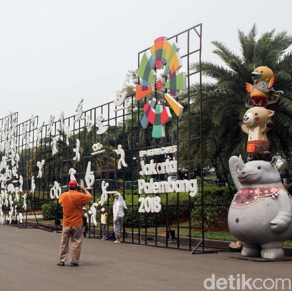 Lanjutkan Gairah Asian Games, Asian Para Games Jangan Melempem!