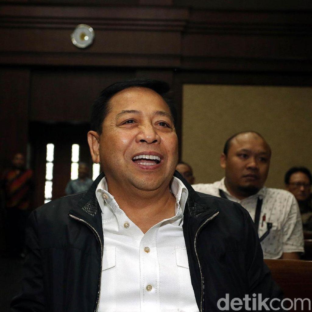 Kronologi Setya Novanto Plesiran ke Toko Bangunan di Bandung