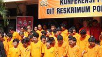Jelang IMF-World Bank Annual Meetings, 33 Preman di Bali Ditembak