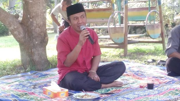 Bupati Lombok Barat, Fauzan Khalid
