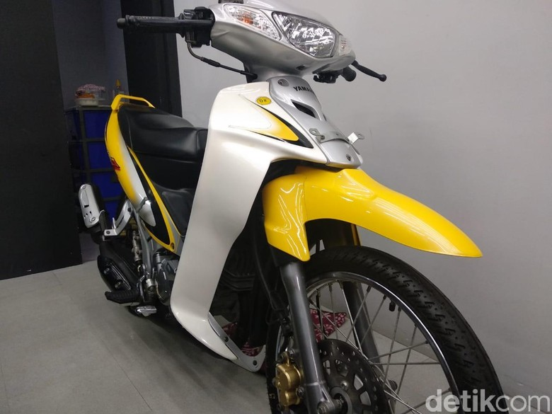 Sadis Harga Yamaha 125z Ini Melebihi Harga Motor Sport