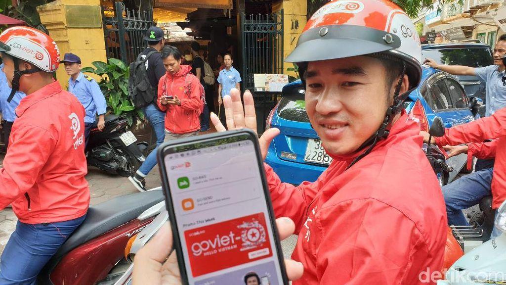 Go-Jek Vietnam Buka Lowongan Bos Go-Pay