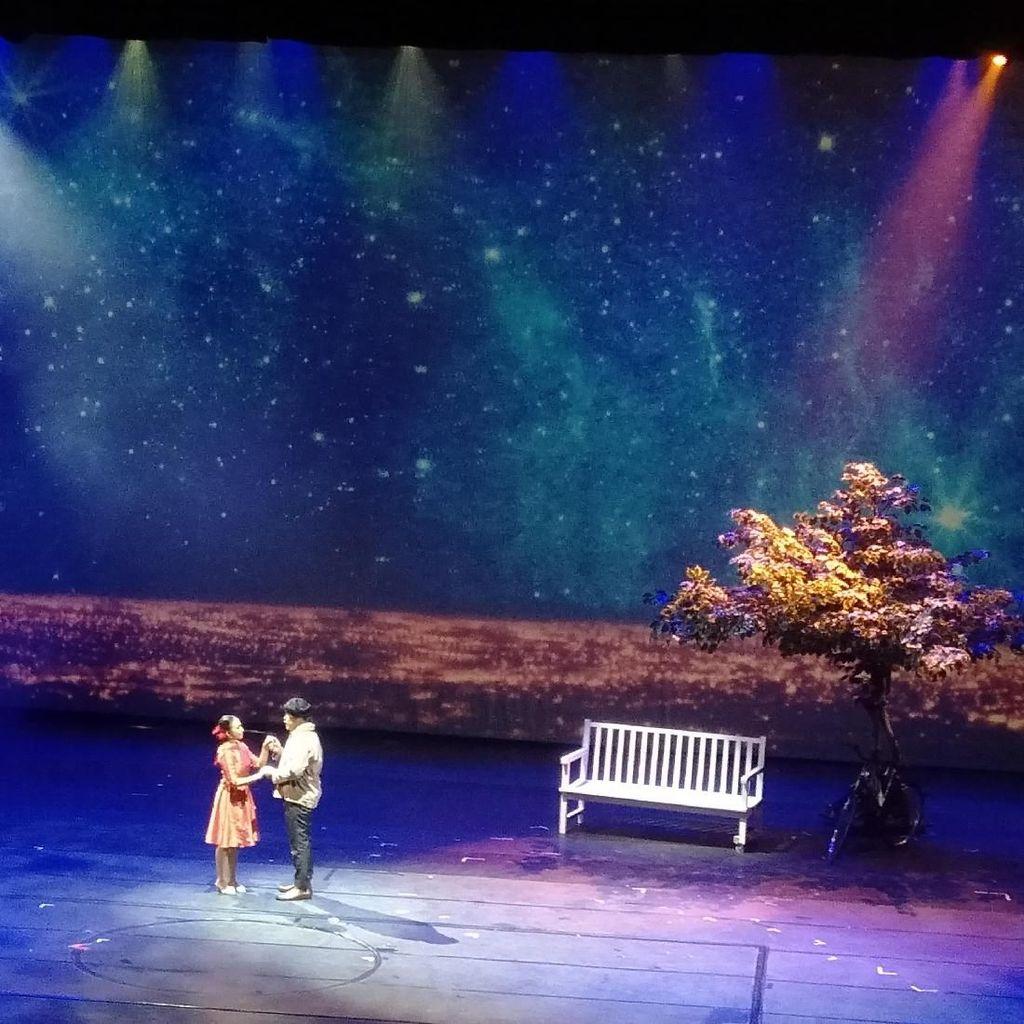Opera Ainun Kisahkan Cinta Habibie dan Ainun dalam Alunan Nada