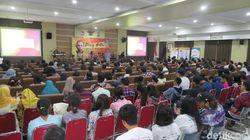 Roadshow Antikorupsi BHACA Disambut Antusias di 8 Kampus