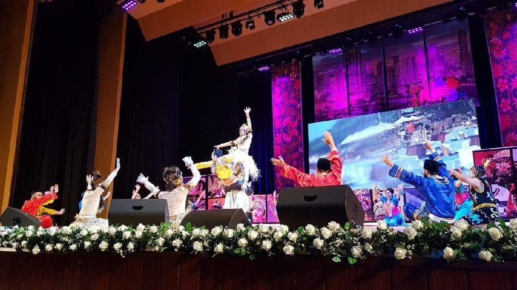 Foto: Kemeriahan Indonesia Cultural Festival 2018 di Azerbaijan
