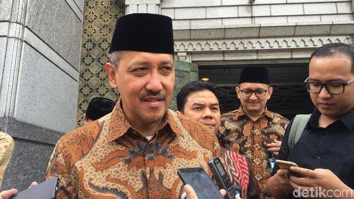 Deputi Gubernur Bank Indonesia (BI) Dody Budi Waluyo/Foto: Sylke Febrina Laucereno