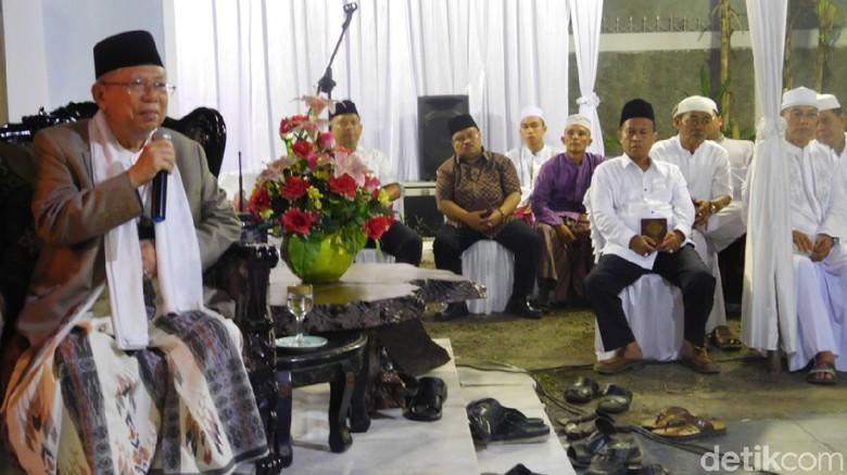 NU Jambi akan Dukung Penuh Jokowi-Maruf di Pilpres 2019