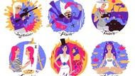 Ramalan Zodiak Hari Ini: Virgo Jangan Menyerah, Libra Singkirkan Emosi