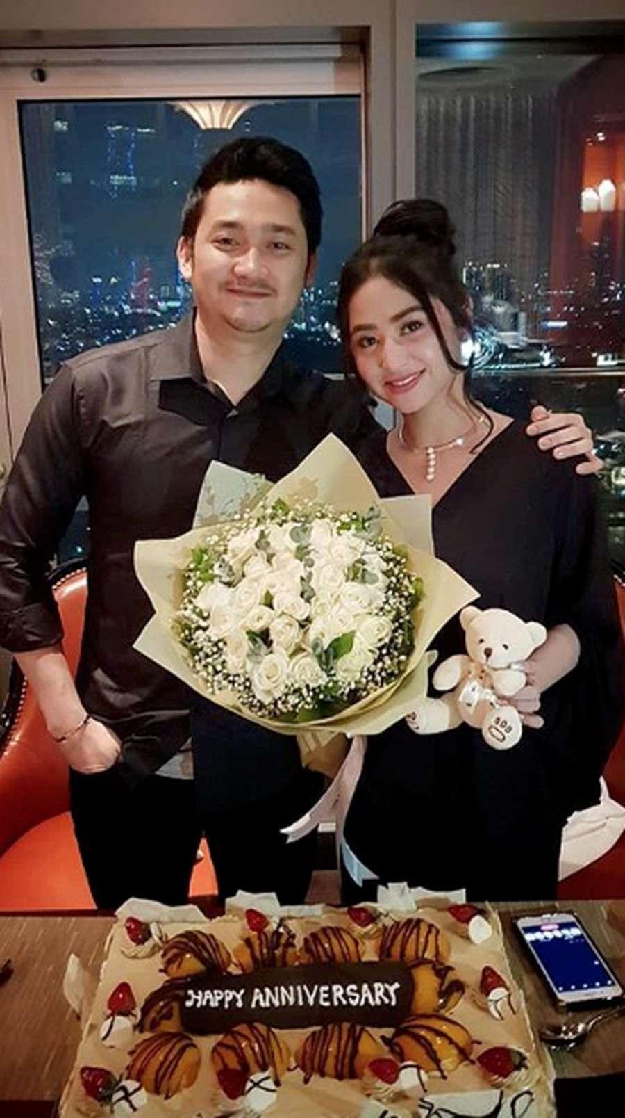 3 Kali Nikah, Baru Sekarang Dewi Perssik Rayakan Anniversary