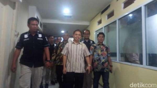 14 Jam Diperiksa Polisi, Nur Mahmudi Minta Tidak Ditahan