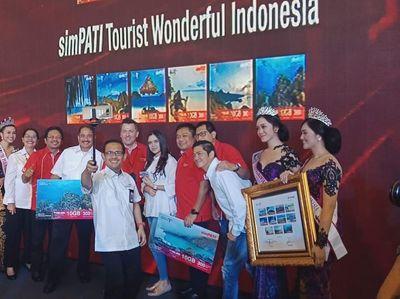 10 Destinasi Prioritas Pariwisata Ada di Starter Pack Telkomsel